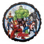Folieballong Avengers - 1-pack