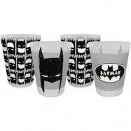 Batman - Batman Cups 4-pack