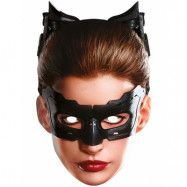 Licensierad The Dark Knight Catwoman Pappmask