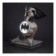 DC Comics, Lampa - Batsignal med Batmanfigur
