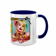 Birds of Prey, Mugg - Harley Quinn Warning