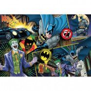 DC Comics - Batman vs. Joker Supercolor Jigsaw Puzzle