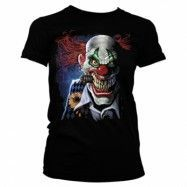 Joker Clown Girly Tee, Girly Tee
