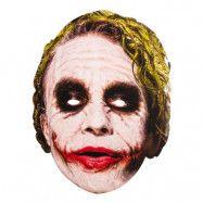 Jokern Dark Knight Pappmask - One size