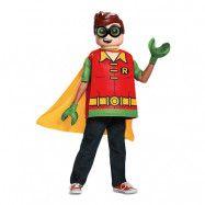 LEGO Robin Barn Maskeraddräkt - Small