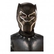 Black Panther Barn Mask - One size