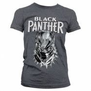 Black Panther Protector Girly Tee, Girly Tee