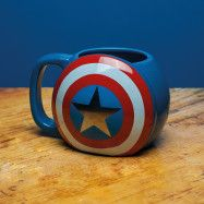 Captain America Mugg Sköld