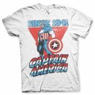 Captain America Since 1941 T-Shirt, Basic Tee