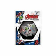 Marvel Avengers - 33x Klistermärken