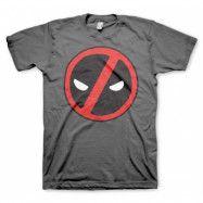 Deadpool Icon T-Shirt, Basic Tee