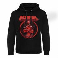 Deadpool Pose Epic Hoodie, Epic Hooded Pullover
