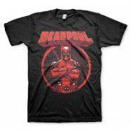 Deadpool Pose T-Shirt, Basic Tee
