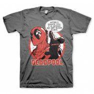 Deadpool - Sushi T-Shirt, Basic Tee