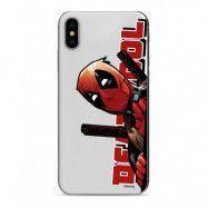 Marvel - Deadpool Transparent Phone Case