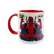 Marvel, Mugg - Deadpool, Two thumbs