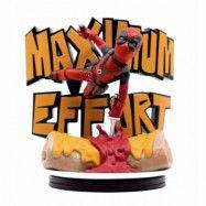 Q-Fig Max Statyett, Deadpool - Maximum effort