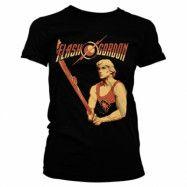 Flash Gordon Retro Girly Tee, Girly Tee