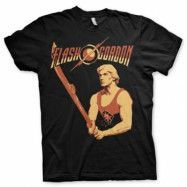 Flash Gordon Retro T-Shirt, Basic Tee