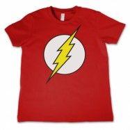 The Flash Emblem Kids T-Shirt, Kids T-Shirt