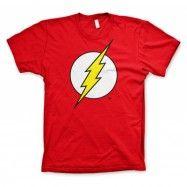 The Flash Emblem T-Shirt, Basic Tee