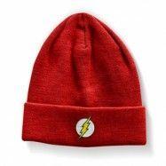 The Flash Logo Beanie, Knitted Beanie