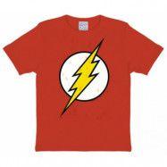 The Flash Logo T-Shirt Barn Röd