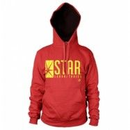 The Flash - Star Laboratories Hoodie, Hooded Pullover