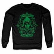 Arrow - Emerald Archer Sweatshirt, Sweatshirt