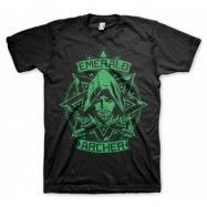 Arrow - Emerald Archer T-Shirt, Basic Tee