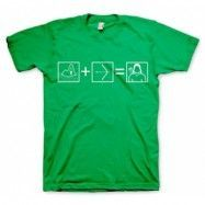 Arrow Riddle T-Shirt, Basic Tee