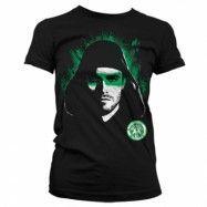Arrow - Viridi Sagitta Girly T-Shirt, Girly Tee