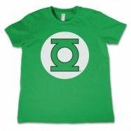 Green Lantern Logo Kids T-Shirt, Kids T-Shirt