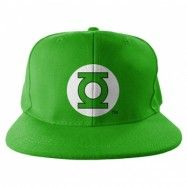 Green Lantern Logo Snapback Cap, Adjustable Snapback Cap
