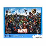 Aquarius, Marvel Pussel - 3000 bitar