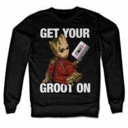 Get Your Groot On Sweatshirt, Sweatshirt