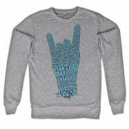 Guardians Of The Galaxy 2 Wording Sweatshirt, Sweatshirt