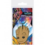 Guardians of the Galaxy - Baby Groot Rubber Keychain