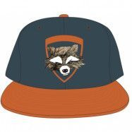 Guardians of the Galaxy - Rocket Snap Back Cap