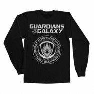 Guardians Of The Galaxy Shield Long Sleeve Tee, Long Sleeve Tee