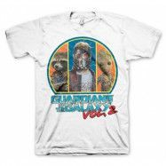 Guardians Of The Galaxy Squad T-Shirt, Basic Tee