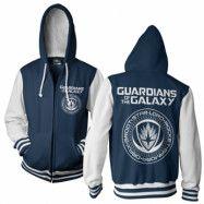 Guardians Of The Galaxy Varsity Zip Hood, Varsity Zip Hood