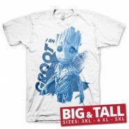 I Am Groot Big & Tall T-Shirt, Big & Tall T-Shirt