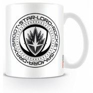 Marvel - Guardians of the Galaxy Emblem Mug