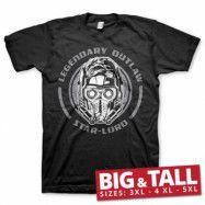 Star-Lord - Legendary Outlaw Big & Tall Tee, Big & Tall T-Shirt
