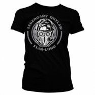 Star-Lord - Legendary Outlaw Girly Tee, Girly Tee