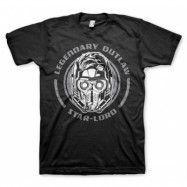 Star-Lord - Legendary Outlaw T-Shirt, Basic Tee