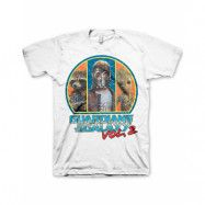 Vit Unisex Guardians of the Galaxy Vol. 2 T-shirt