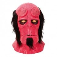 Hellboy Deluxe Mask - One size