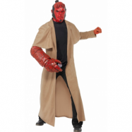 Hellboy-dräkt
